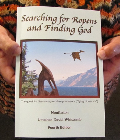 fourth edition of Whitcomb's nonfiction paperback book