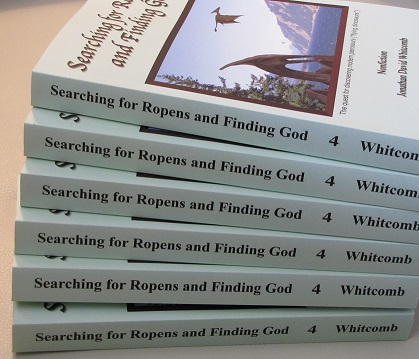 "non-fiction paperback ""Searching for Ropens and Finding God"""