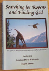 Whitcomb's nonfiction cryptozoology book about modern pterosaurs
